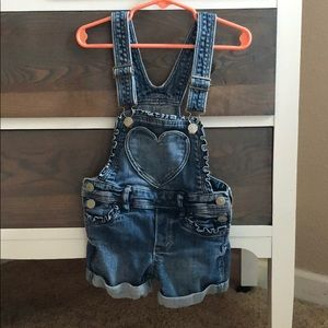 H & M shorts overalls